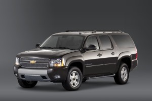 Chevrolet Suburban image 10_7_2013