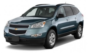 Chevrolet Traverse image 10_7_2013